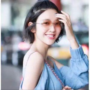 Accessories - Women's Designer Rimless Gradient Sun Glasses